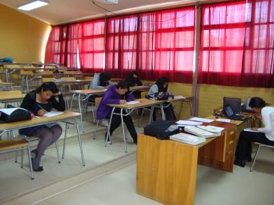 Acto inaguración del año escolar de la Comuna de Canela