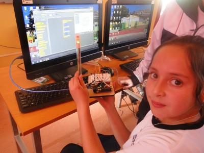 Proyecto Energías  Interactivas Escuela Canela Baja