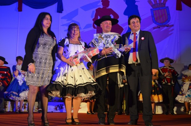 Regional de Cueca Adulto Mayor, Canela 2015