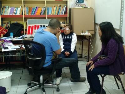 Control oftanmológico para alumnos de Pre-Kinder, Kinder, 1º Año Básico y 6º Año Básico.