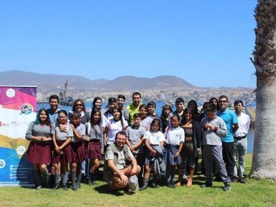 Estudiantes de Huentelauquén Norte desarrollarán proyecto de ciencias escolar