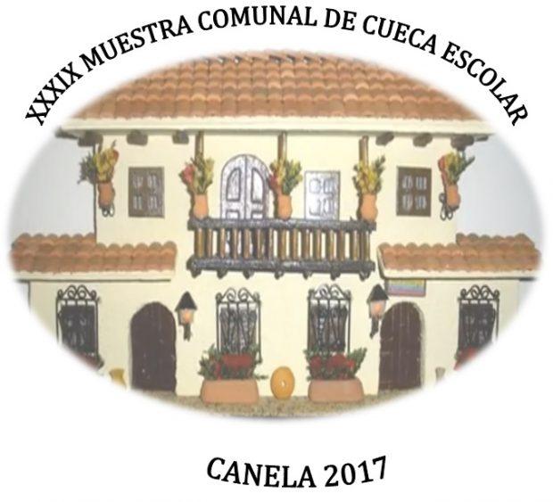 XXXIX Muestra comunal de cueca escolar Canela 2017