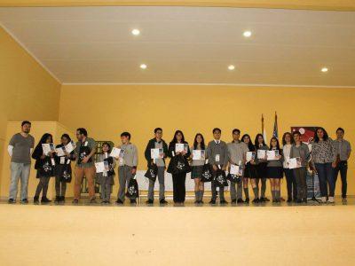 Delegaciones Canelinas se destacan en congreso provincial de ciencias