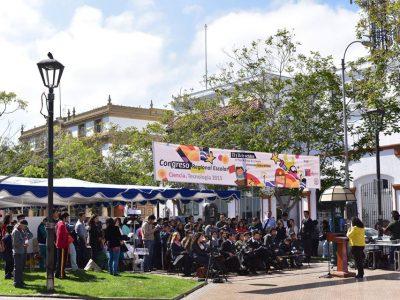 Escolares representaron a la comuna de Canela en importante evento regional.