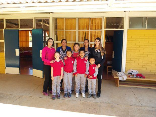 Charlas sobre bullying y grooming Escuela Carquindaño