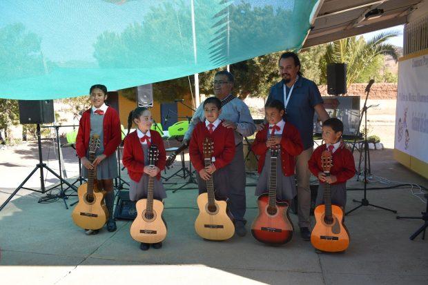 Finalización proyecto GORE Escuela Carquindaño
